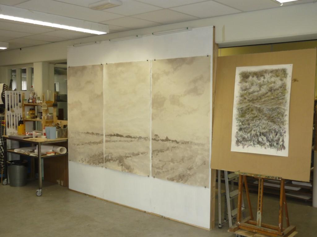 Atelier van Mark de Weijer