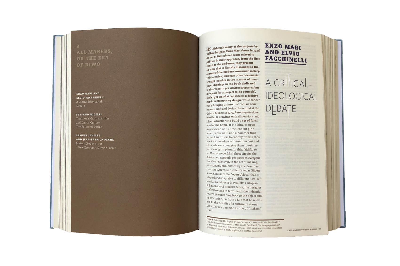 Crafts boek