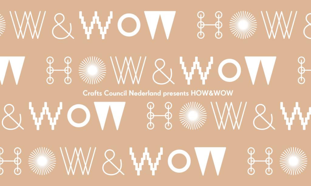 HOW&WOW tentoonstelling op DDW 2019