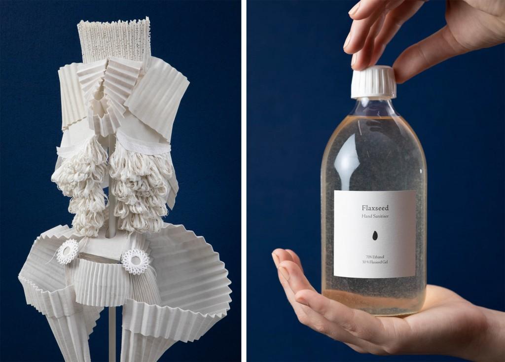 HOW&WOW Linen talks - Studio Plastique and Saar Scheerlings